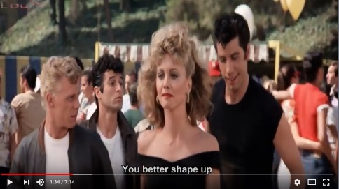 You Are The One That I Want - Grease