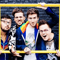 artist Walk the Moon