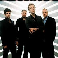 artist Coldplay